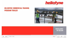 Heliodyne Commercial Training